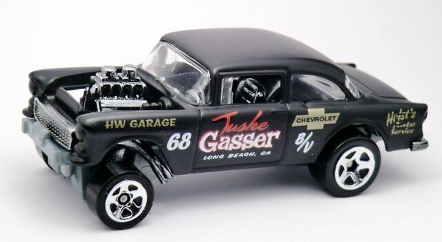 File:'55 Chevy Bel Air Gasser-2013 190 Black.jpg