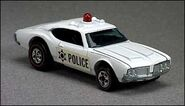 Olds 442 Police Cruiser