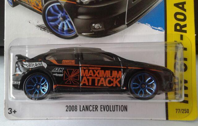 File:2008 Lancer Evolution - 2015 Basic Edition.jpg