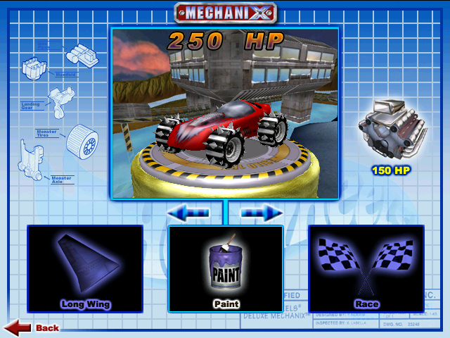 File:Silhouette II was Playable in Hot Wheels Mechanix PC 2000 Super Launcher 5-Pack.PNG