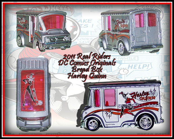 File:2011 HW Real Riders DC Comics Originals Bread Box Harley Quinn.jpg