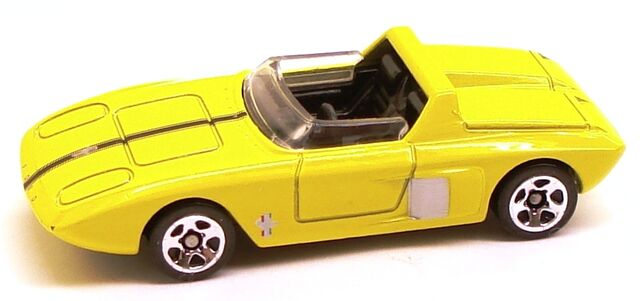 File:62MustangConcept yellow.JPG
