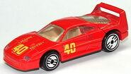 Ferrari F40 RedUH