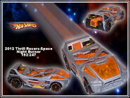 2012 Thrill Racers-Space Night Burner