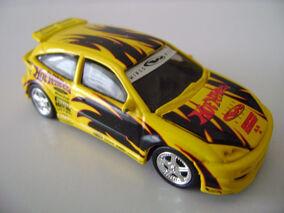 Fordfocus.yellow