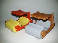 HW-The Flintmobiles