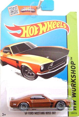 File:Mustang Boss STH 2015.JPG
