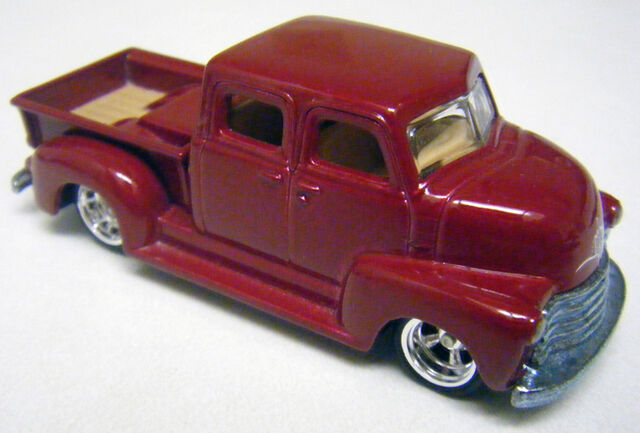 File:50s Chevy Truck - Dark Red UH.JPG