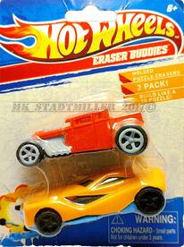 Hot Wheels Eraser Buddies copy