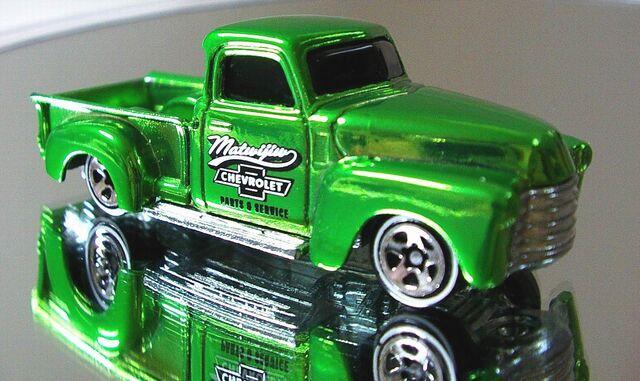 File:'52 Chevy Truck Grn.jpg