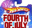 Fourth of July Cars