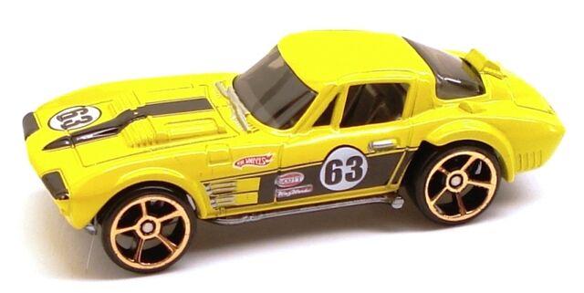 File:CorvetteGrandSport FTE yellow.JPG