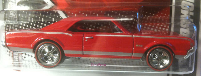 File:2011 Hot Wheels Garage GM 1967 Oldsmobile 442.jpg