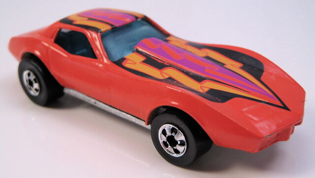 File:Corvette stingray orange bw hong kong base.JPG