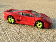 Jaguar XJ220 - Red Revealer