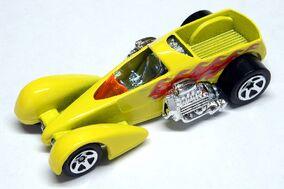 Header Screamin' Hauler - 7041cf