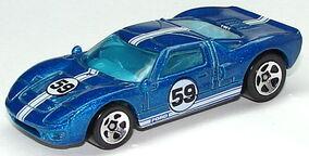 Ford GT-40 Blu