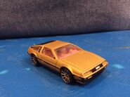 DMC Delorean New Model