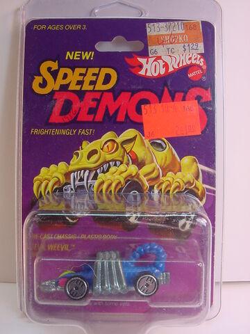 File:1986 speed demon blue evil bw on cardboard.jpg