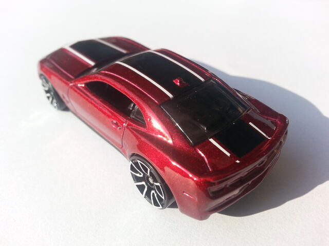 File:2013 Hot Wheels Chevy Camaro Special Edition rear.jpg