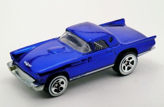 File:'57 T-Bird-2006 Classics Blue.jpg