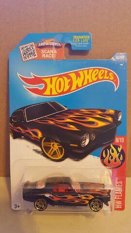File:Black W/Flames 70 Camaro.jpg
