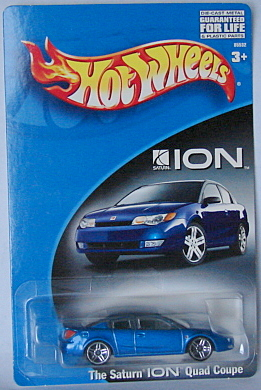 Saturn Ion pack