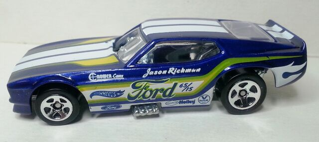 File:HW-2014-99-'71 Mustang Funny Car-Mustang 50th..jpg