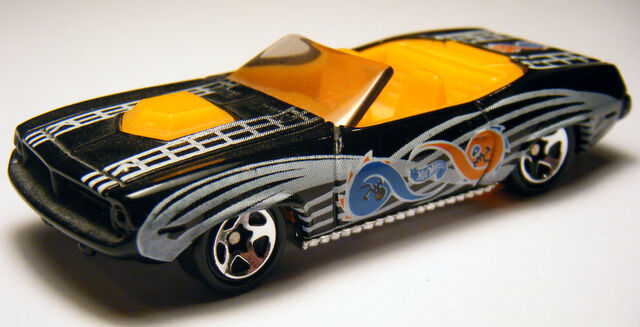 File:'70 Cuda - 98 Artistic License Series.jpg