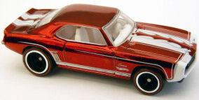 Toy Fair - 69 Camaro