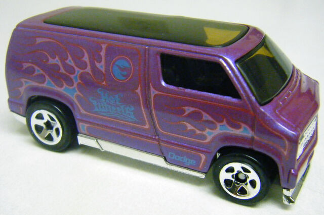 File:77 Dodge Van - Purple.jpg