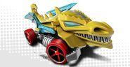 Gold HW Dragon Blaster