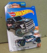 Black 15 Ford F-150