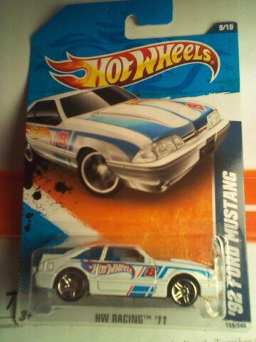 File:2011 HWR '92 Ford Mustang-White3.jpg