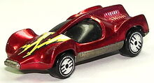 Speed Speeker Red