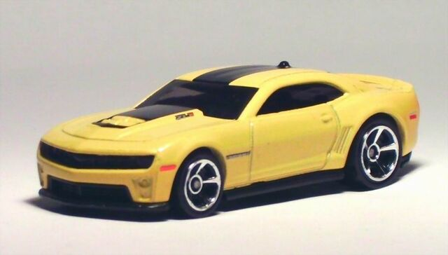 File:2012 Yellow Kroger Camaro.jpg