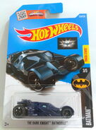 Tumbler, TDK Batmobile (Blu) Batman 3 - 16 Cx