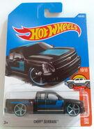 Chevy Silverado (Bla) Trucks 10 - 17 Cx