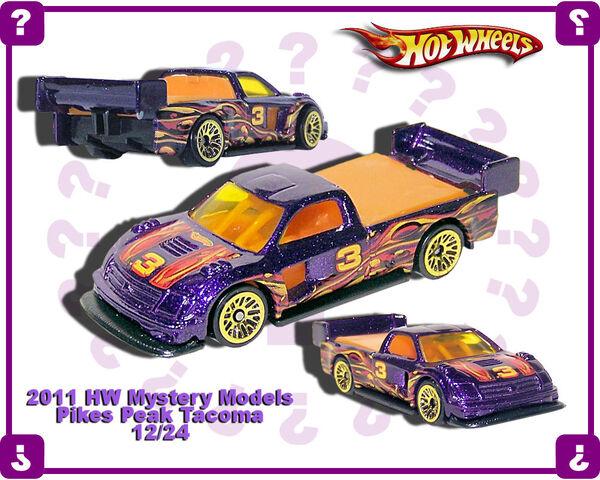 File:2012 HW Mystery Models Pikes Peak Tacoma 12-24.jpg