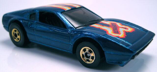 File:Street Beast Ferrari 308 blue gold BW 1985.JPG