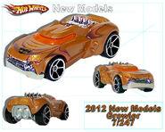 2012 New Models Growler 7-247