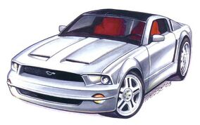 Ford Mustang GT Dave W