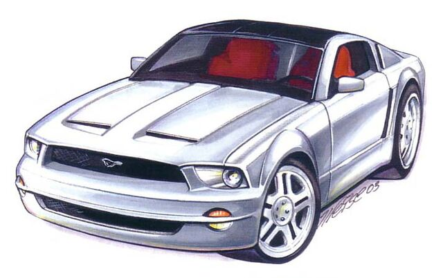 File:Ford Mustang GT Dave W.jpg