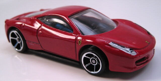 File:Ferrari 458 Italia dark red.JPG
