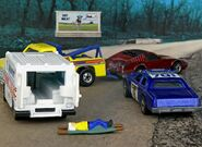 Ambulance Scene - 4942ef