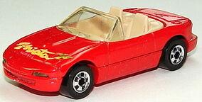 Mazda Miata Red