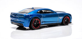 2013 Hot Wheels Chevy Camaro Special Edition-Rear