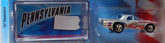 File:State Cars - '57 Thunderbird - Pennsylvania.jpg
