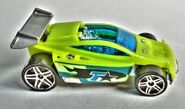 Hot Wheels Spectyte (2007 Model)
