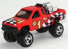 Nissan Hardbody RedRT